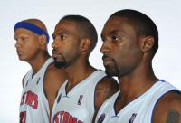 Pistons Team Photos