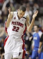 Tayshaun Prince celebrates a made basket.jpg